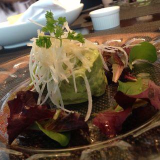 アボカドサラダ(BREEZE OF TOKYO (ブリーズ・オブ・トウキョウ))