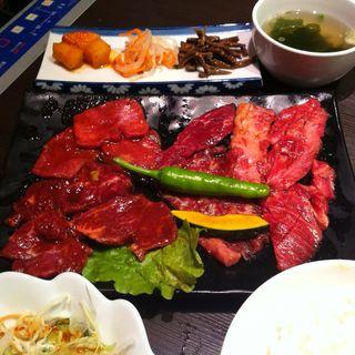 得々焼肉定食(焼肉三松 )