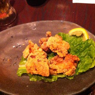 若鶏ザンギ(小樽食堂 奈良西大寺店 (おたるしょくどう))