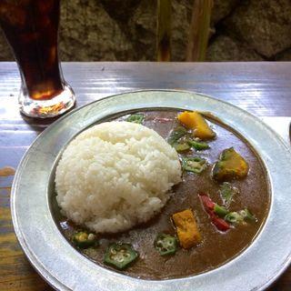 野菜カレー(キックアップ (kick up))