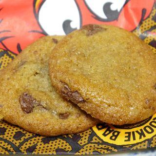 キャラメル&ミルクチョコレートクッキー(クッキータイム 原宿店 (Cookie Time))