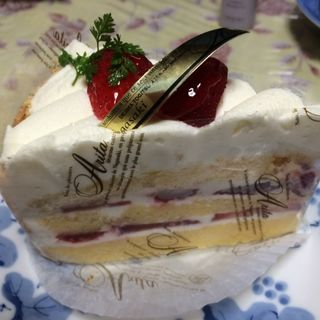 ショートケーキ(お菓子の店 アリタ)
