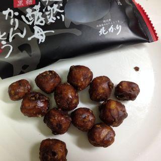 天然酵母かりんとう黒糖(北かり 旭川本店 (きたかり))