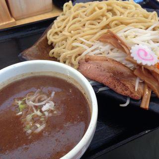 濃厚つけ麺大盛り(つけ麺一翔 )