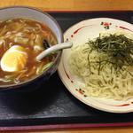 野菜つけ麺(麺屋 豪快 (めんや ごうかい))