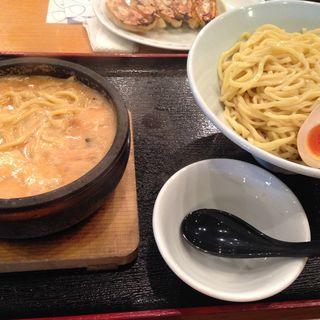 石焼き野菜みそつけ麺(石焼らーめん火山 郡山図景店 )