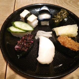 京漬物寿司点心(西利 祇園店 (にしり))