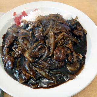 お肉たっぷり激辛カレー(レストランito (いとう))