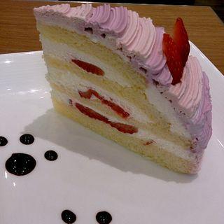 チェシャ猫ショートケーキ(ダックスアリスカフェ)