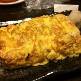 だしまき卵(炙り居酒屋 ちょうちん)