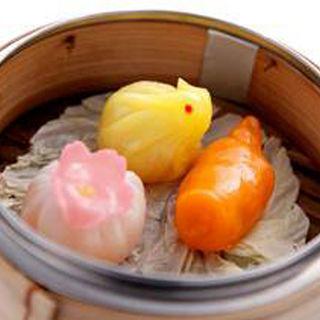 点心(水餃子)(中国料理 XVIN (イクスヴァン 【旧店名】シェンロングランデ))