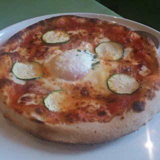 ピザ(モンテ・ビアンコ )