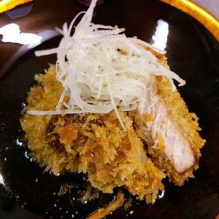 煮豚カツ(やすひろの畑 )