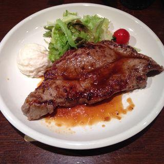 大山ステーキ(肉の大山 (おおやま))