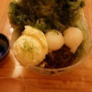 (京ノ茶寮 伊右衛門 大丸心斎橋店)
