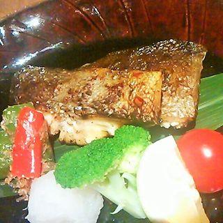 つぼ鯛西京焼き(博多十和蔵 (とわくら 【旧店名】 博多 々藏))