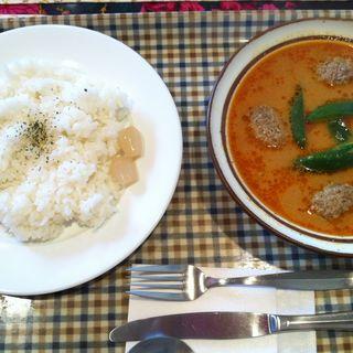 かしみいる(薬膳かしみいるスープ)(薬膳カリイ本舗 アジャンタ)