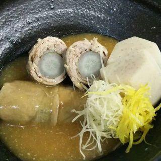 肉の味噌煮(やすひろの畑 )