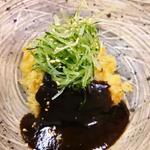鶏肉カツ田楽味噌