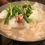 もつ鍋(京風味噌)