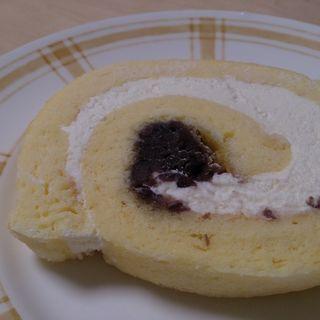 あずきロールケーキ(パパラギ)