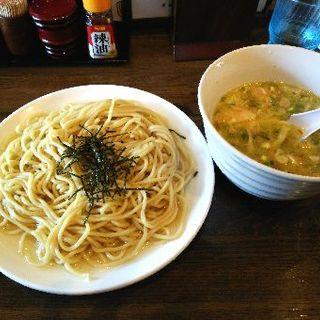 濃厚塩つけめん(麺家 銀二)