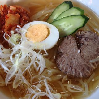 冷麺(レストラン岩泉 (レストランイワイズミ【旧店名】大地工房))