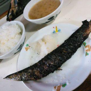 焼き魚定食(イモヤ食堂 )