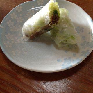 生春巻き(レストラン・サイロ (サイロ))