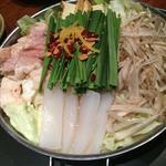 京風もつ鍋