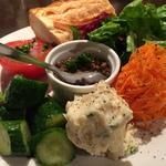 生野菜の盛り合わせ(Lunch)