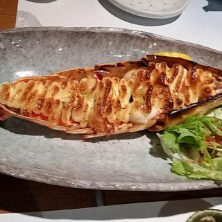 海老のマヨネーズ焼き(魚や 旬平 (さかなや しゅんぺい))