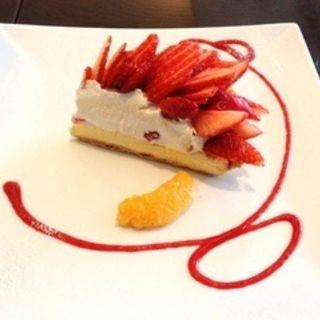 モーツァルトいちごタルト(ベリー・カフェ 青山本店 (Berry cafe))