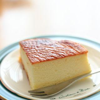 ブリュレチーズケーキ(GOKOKU なんばウォーク店 (ゴコク))