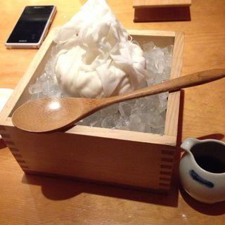 天然水仕込み 大吟醸豆腐 (菜な 丸の内店 )