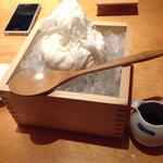 天然水仕込み 大吟醸豆腐