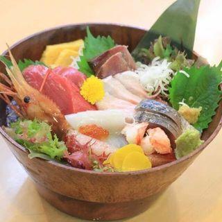 お刺身定食(黒潮鮨 )