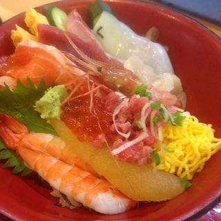 ちらし寿司(黒潮鮨 )