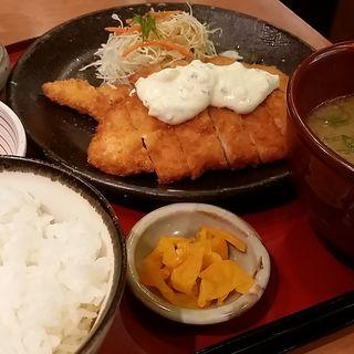 鶏の笹身南蛮膳(旬の台所 膳や なんばウォーク東店 )