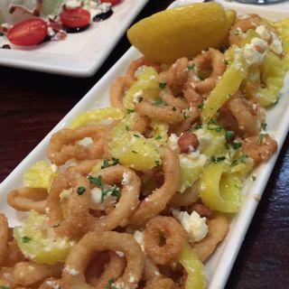 Fried Calamari(Oscar's)
