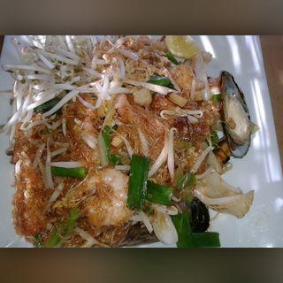 Ultimate Pad Thai(Three Spice Thai Kitchen)
