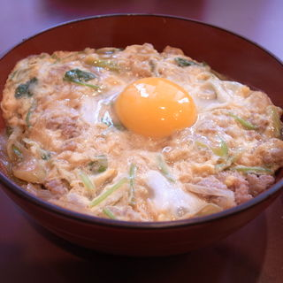 鴨丼(加瀬政 (かせまさ))