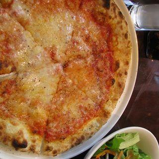 プレーンピザセット(RIGOLETTO TAPAS LOUNGE (リゴレット タパス ラウンジ))