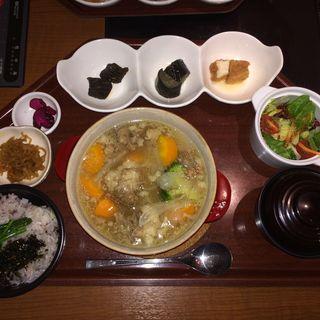 日替わり健康ランチA(蒸し料理ダイニング すちぃ~む なんばCITY店 )