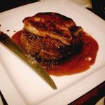 牛フィレ肉とフォアグラのロッシー二