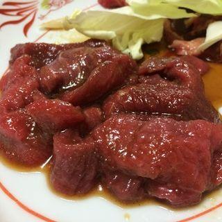 牛ヒレ(えぐち焼肉の店)