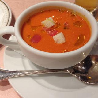 アンダルシア風冷たい野菜スープ(5月~9月)(アルハムブラ )