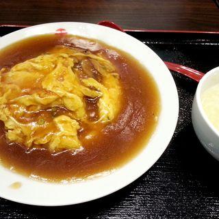 チーズ入り天津飯(ワンズダイニング アピタ長津田)
