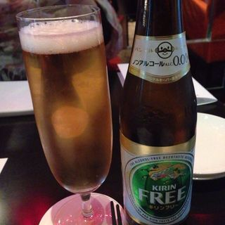 ノンアルコールビール(チャイナルーム (Chinaroom))