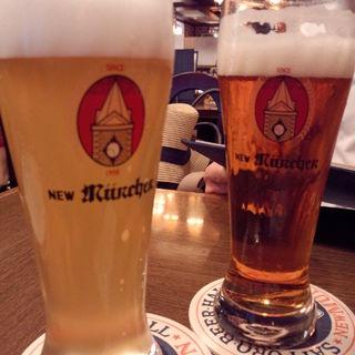 港神戸ヴァイツェンビール (ニューミュンヘン 本店 )